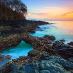 Pantai Bias Tugel Karangasem, Pantai Tersembunyi dengan Pesona yang Unik