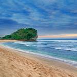 Pantai Indrayanti Yogyakarta, Pantai dengan Suasana Romantis Tak Kalah dengan Bali