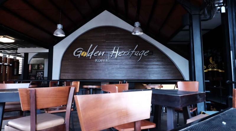 Golden Heritage Koffie