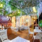 Kafe Grand Canyon Malang, Tempat Garden Party yang Asik dengan Suasana Semi Terbuka