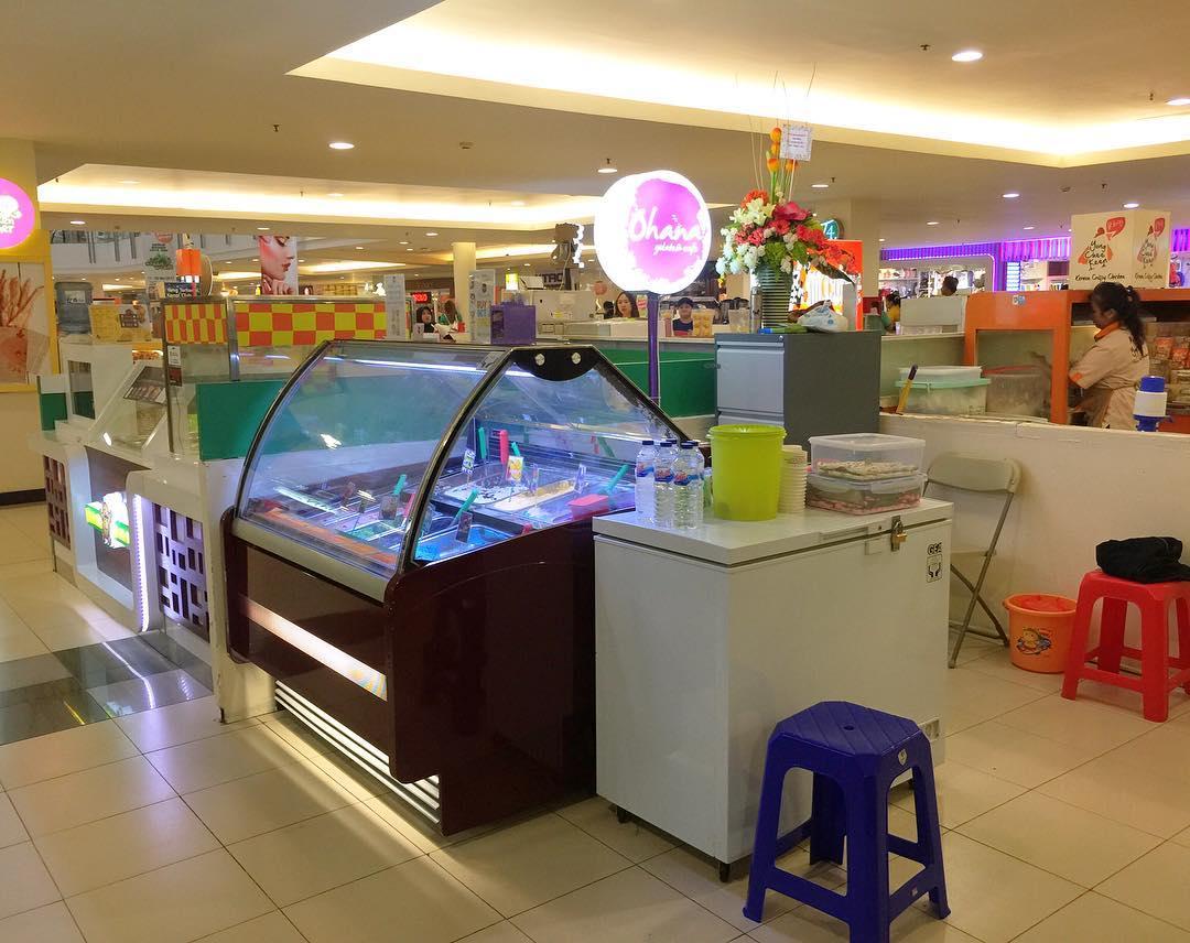 Kafe Ohana Gelato Surabaya