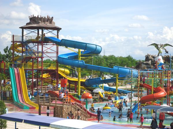 The Legend Waterpark Kertosono