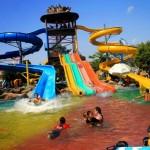 Serunya Bermain Air di The Legend Waterpark Kertosono