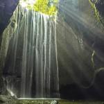 Air Terjun Tukad Cepung Bali, Wisata Air Terjun Kekinian yang Tersembunyi
