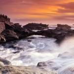 Pantai Mengening Bali, Pantai Hening Dengan Pemandangan Layaknya Tanah Lot