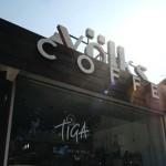 Volks Coffee Surabaya, Kafe Unik dengan Nuansa Serba Putih