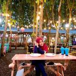 Camilo Colours and Garden Malang, Kafe Instagramable dengan Konsep Garden yang Indah