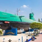 Monumen Kapal Selam Surabaya, Wisata Edukatif yang Asyik dan Menyenangkan