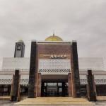 Masjid Namira Lamongan, Masjid Baru dengan Desain Mirip Masjidil Haram