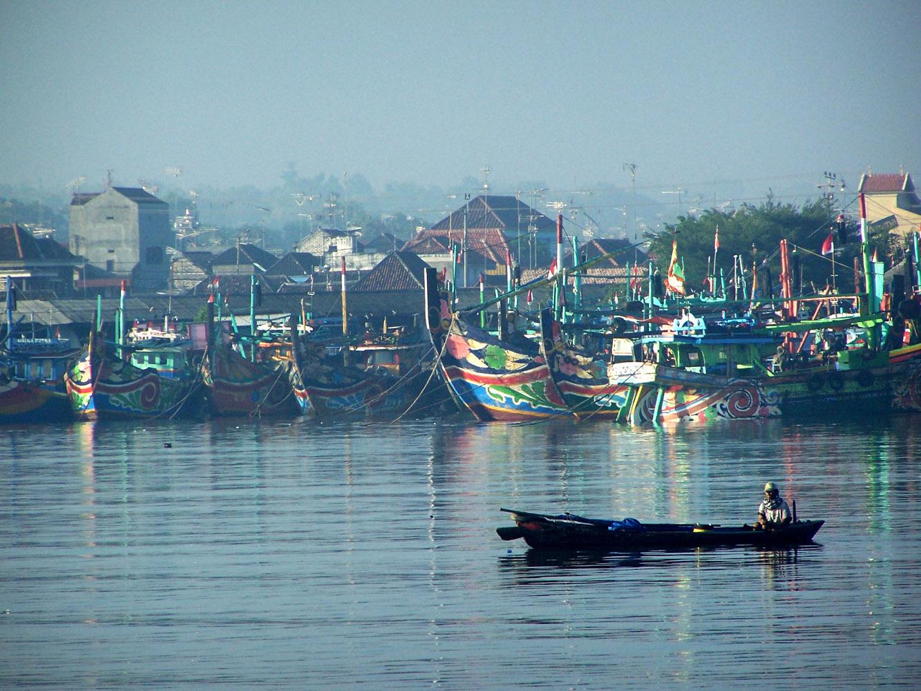 Pelabuhan Brondong Lamongan