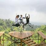 Claket Adventure Park Pacet, Destinasi Wisata Instagramable Baru yang Ngehits di Mojokerto