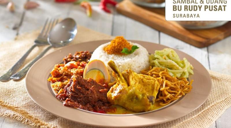 Depot Bu Rudy Surabaya