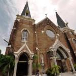 Gereja Kepanjen Surabaya, Gereja Katolik Tertua dengan Desain Arsitektur Mengagumkan