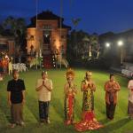 Menilik Sisa Kebesaran Kerajaan Bali di Puri Anyar Kerambitan Tabanan