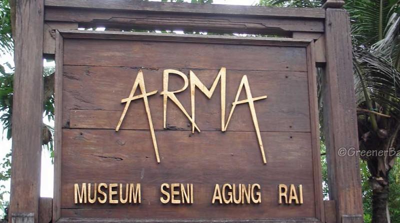 Wisata Museum Arma Ubud