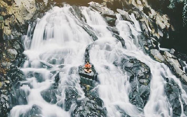 Air Terjun Goa Rang Reng Gianyar, Pilihan Wisata Alam Terbaru di Bali