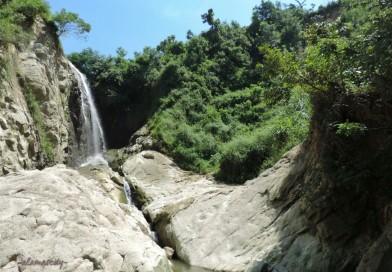 Air Terjun Kedung Gupit Bojonegoro, Berasa Seperti Air Terjun Pribadi di Sini