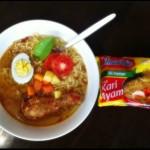 Mie Persis Telap 12 Yogyakarta, Sensasi Makan Mi Instan Sesuai dengan Tampilan Bungkusnya
