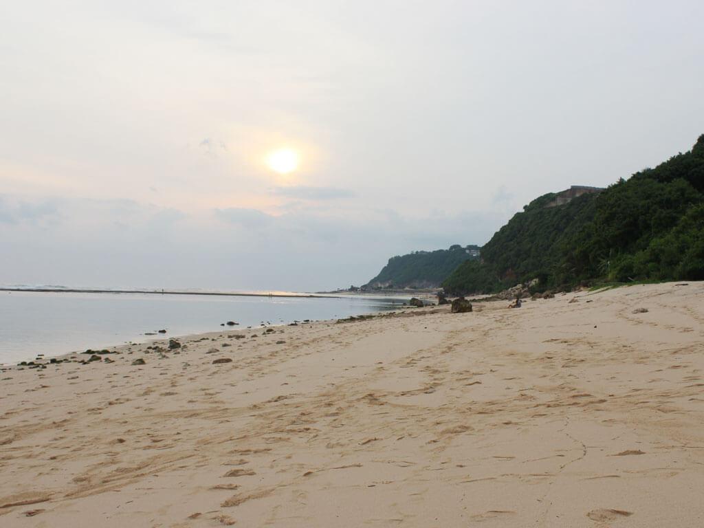 Pantai Gunung Payung Kutuh