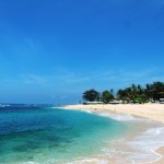 Pantai Sawangan Nusa Dua, Pantai dengan Pemandangan Indah dan Terjaga Kebersihannya