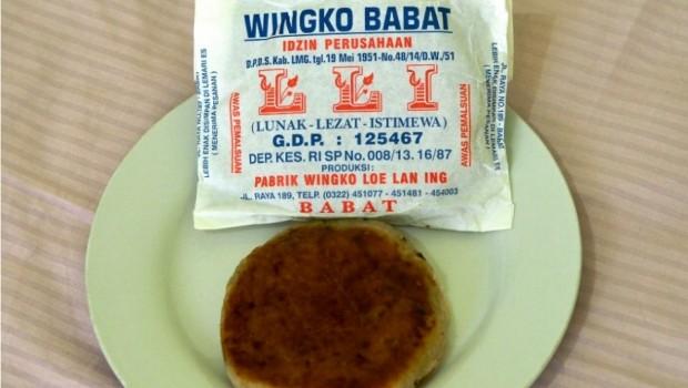 Wingko Babad Loe Lan Ing