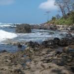 Pantai Jayanti Yang Indah dan Asri