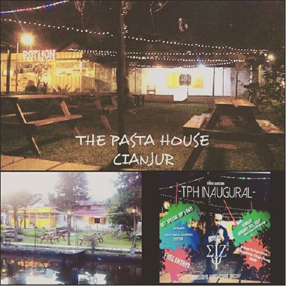 Cafe The Pasta House Cianjur