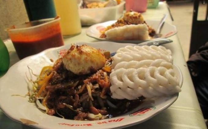 Geco Makanan Kuliner Khas