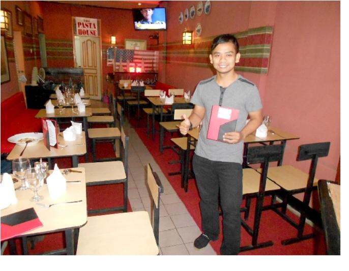 Lokasi Cafe The Pasta House Cianjur