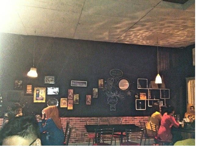 Lokasi Cafe Twank Kitchen Cianjur