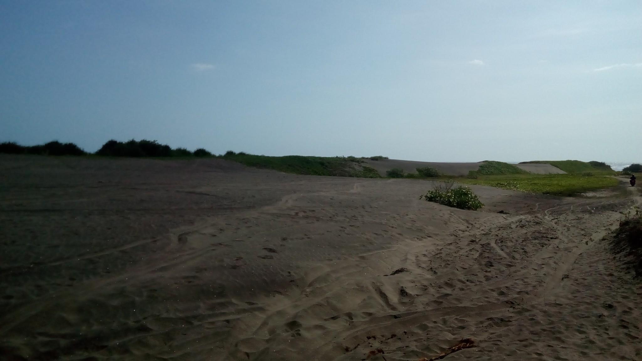 Lokasi Pantai Sereg Cianjur Selatan