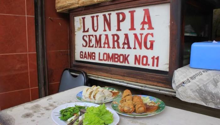 Lumpia Semarang Gang Lombok