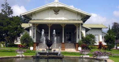 Istana Presiden Cipanas Cianjur, Wisata Sambil Belajar