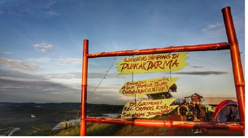 Obyek Wisata Puncak Darma, Memiliki Pesona Keindahan Yang Tiada Duanya