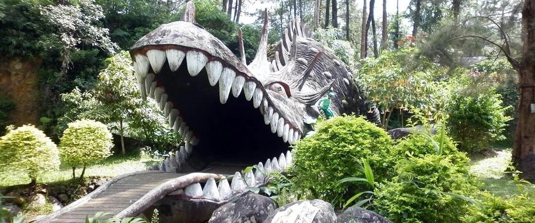 Obyek Wisata Wana Wisata Mandalawangi