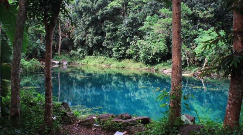 obyek wisata telaga biru cipanas cianjur reresepan rh reresepan com