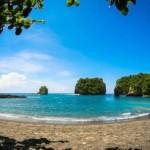 Menghabiskan Malam di Pantai Licin Malang, Pantai Indah dengan Jalur yang Menantang Adrenalin