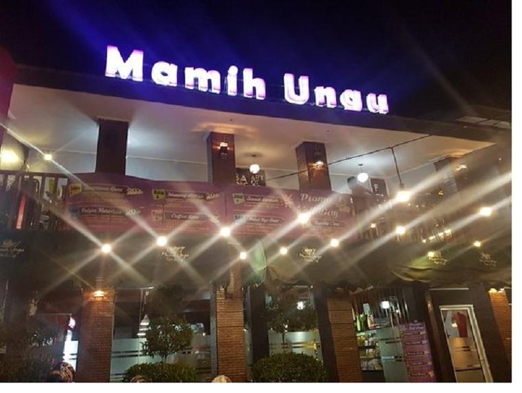 Restoran Mamih Ungu Sukabumi