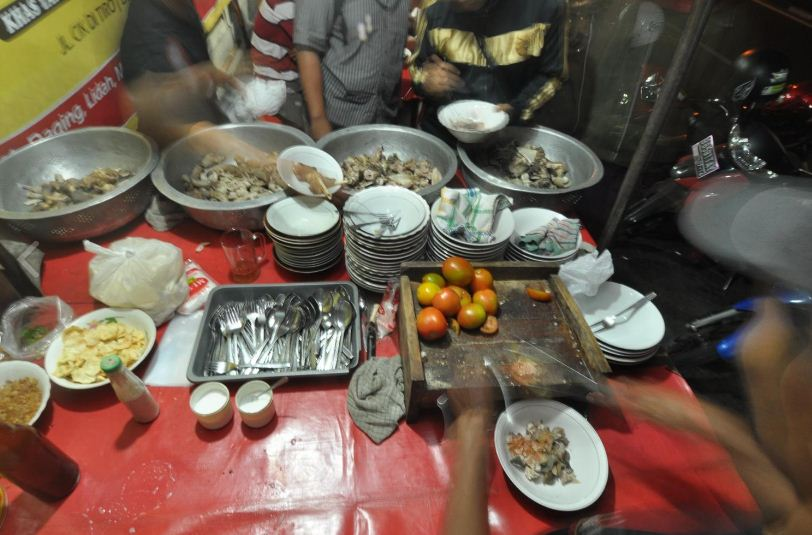 Sop Kaki Kambing Bang Udin Yogyakarta