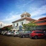 Stasiun Semarang Tawang, Stasiun Tua dengan Desain Bangunan Unik di Semarang