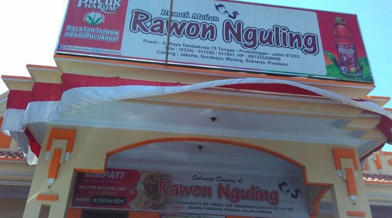 Warung Rawon Nguling Probolinggo