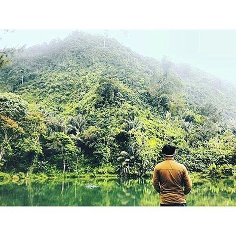 daya tarik Obyek Wisata Danau Leuwi Soro Cianjur