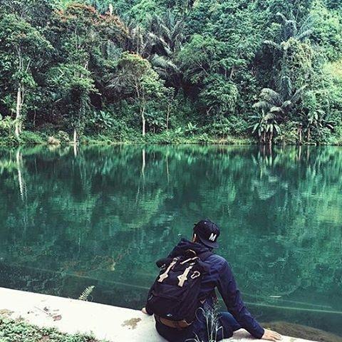 lokasi Obyek Wisata Danau Leuwi Soro Cianjur