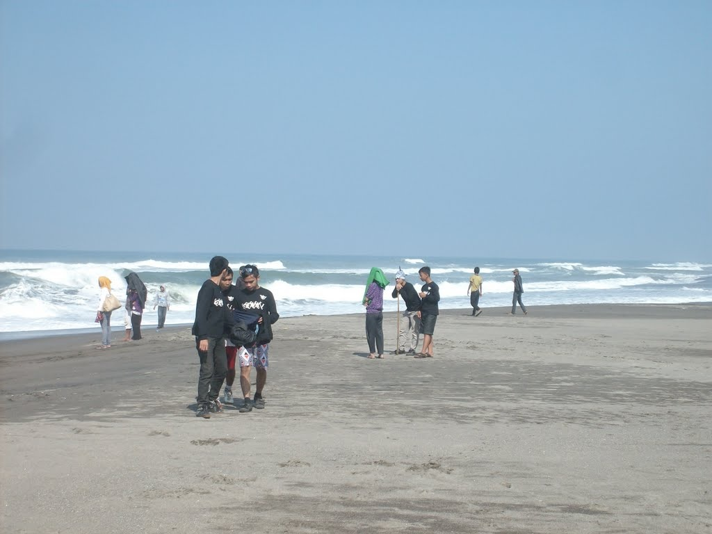 lokasi pantai apra cianjur selatan