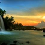 Air Terjun Toroan Sampang, Keindahan Kombinasi Air Terjun dengan Pantai Alami di Pulau Madura
