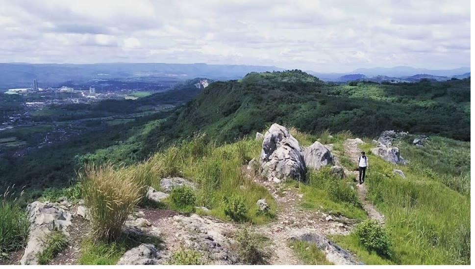 Lokasi Bukit Karang Numpang