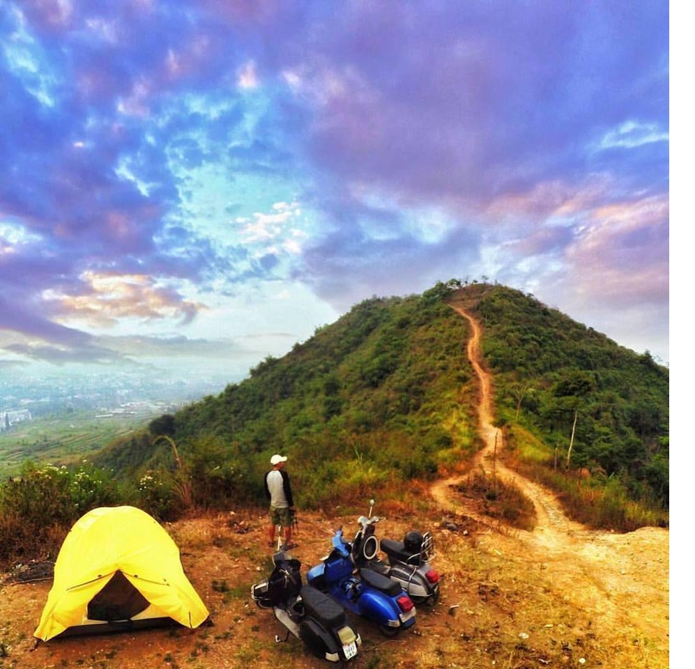 Lokasi Gunung Kasur