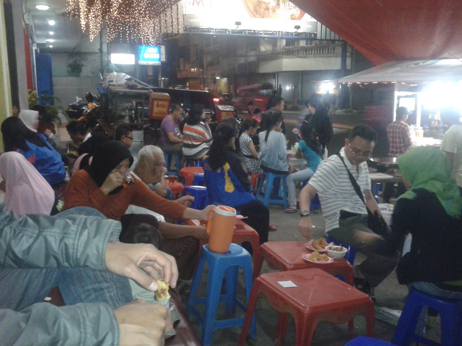 Lokasi Kuliner Wedang Ronde