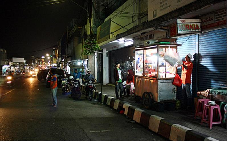 Lokasi Penjual Sekoteng Singapore