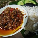 Oseng-Oseng Mercon Bu Narti, Kuliner Murah Yogyakarta Khusus untuk Pencinta Makanan Pedas
